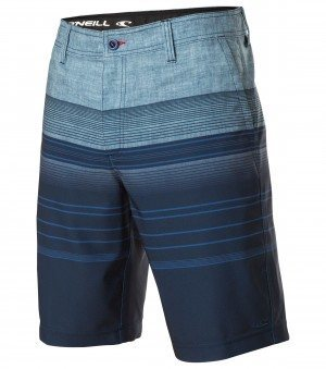 ROYAL STRIPE HYBRID SHORTS