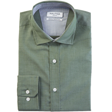 Wrinkle Resistant Pacific Pine Shirt