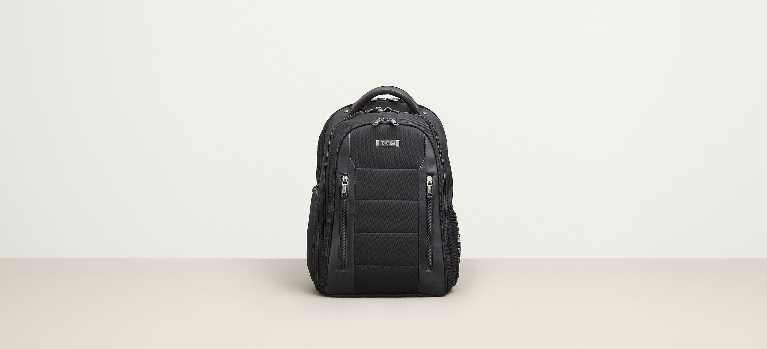 Kenneth Cole Zip Backpack