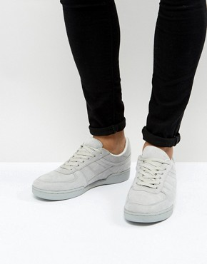 ASOS Sneakers In Gray With Split Sole