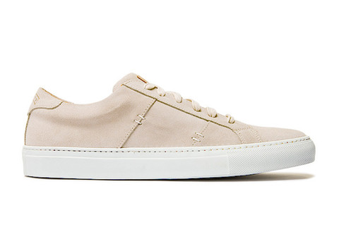 Greats Royale Suede Farro