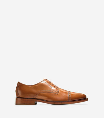 Preston Grand Cap Toe Oxford