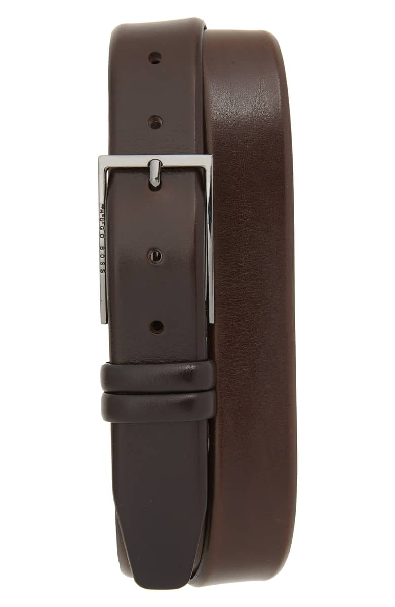 BOSS 'Carmello' Leather Belt