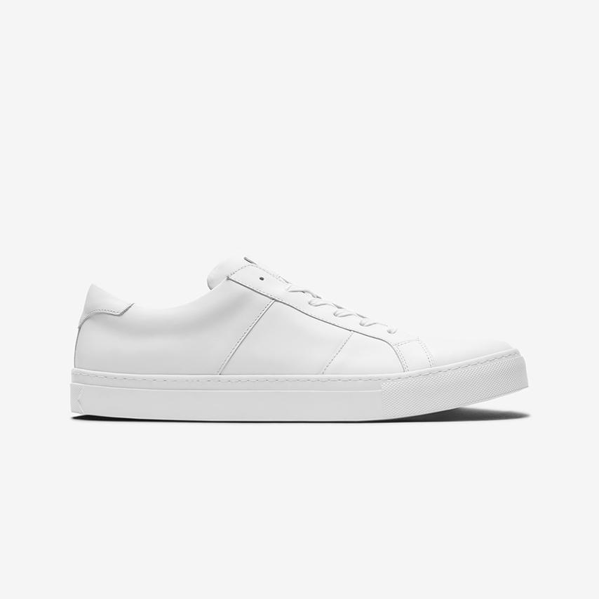 "Greats Royale in ""Blanco"" (all white)"