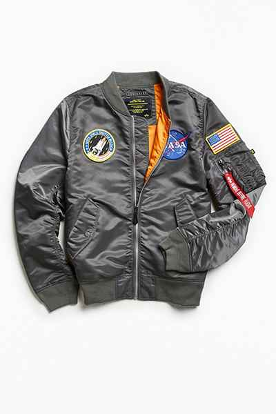 Alpha Industries L-2B NASA Bomber Jacket