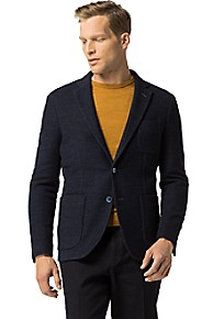 TH FLEX TAILORED COLLECTION UNSTRUCTURED BLAZER