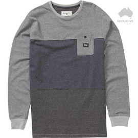 BILLABONG HOODIES & FLEECE TRIDENT LONG SLEEVE TEE 2