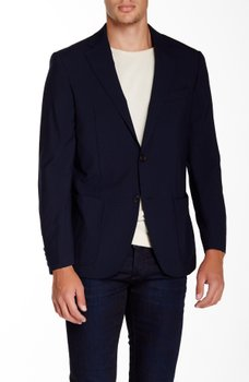 Ibiza - Two Button Notch Lapel Sport Coat